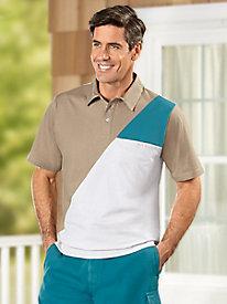 Travelers Colorblock Shirt