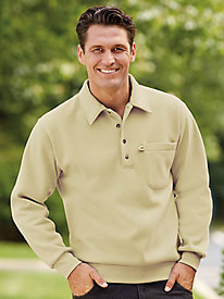 Comfort Casual Fleece Shirt