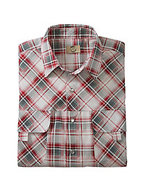 Snaptastic™ Multi-Pocket Travel Shirt