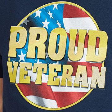 Proud Veteran