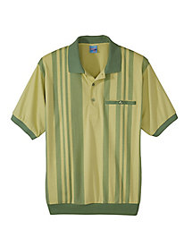 Active Joe® Banded-Bottom Polo