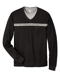 Layered Look Shirt