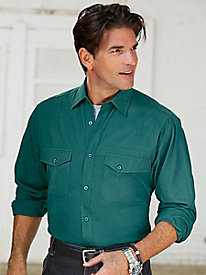 Stone Creek™ Rugged Twill Shirt