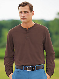 Stone Creek Heavy Duty Henley