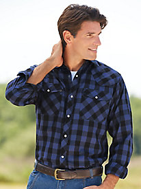 Stone Creek Buffalo Check Shirt