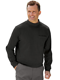 Mock Turtleneck