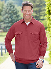 Casual Joe® Knit Polo