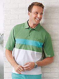 Casual Joe® Colorblock Polo