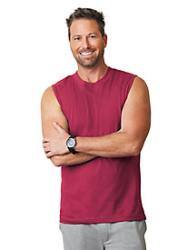 Sleeveless Affordabili Tees - No Pocket
