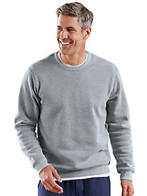 Active Joe® Crew Neck Fleece Sweatshirt