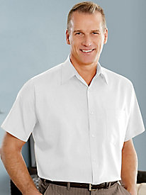 No-Wrinkle Short Sleeve Shirts