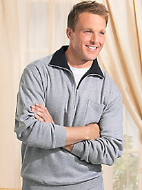 Casual Joe� Fleece Ease Jacket