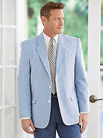 Classic Seersucker Sport Coat
