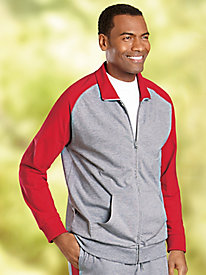 Comfort Casual� Jogging Jacket