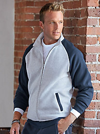 Active Joe Fleece Jog Jacket 114538
