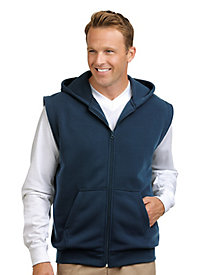 Casual Jeo� Fleece Vest