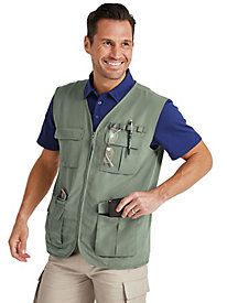 Haband Travelers 11-Pocket Traveler Vest