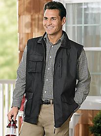 Casual Joe� 8-Pocket Utility Vest