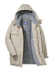 Arctic Bear? Fleece-Lined Parka