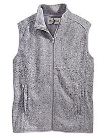 Stone Creek Sweater Fleece Vest