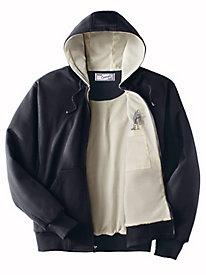 Casual Joe� Thermal-Lined Fleece Jacket