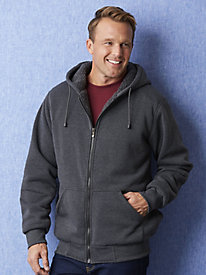Duke Sherpa-Lined Fleece Jacket
