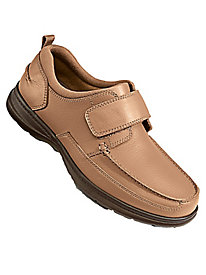 Dr. Scholl's� Leather One-Strap Casuals