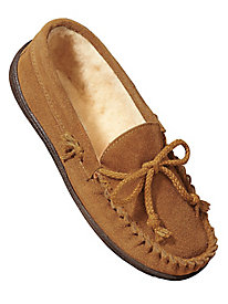 Jack Frost� Suede Leather Moccs