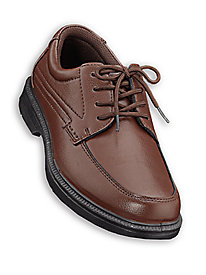Soft Stags® Leather Shoes with Straps