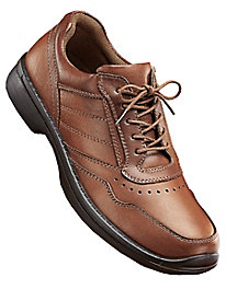 Soft Stags� Lace-Up Leather Casuals