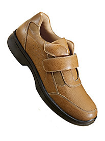 Soft Stags� One-Strap Leather Casuals