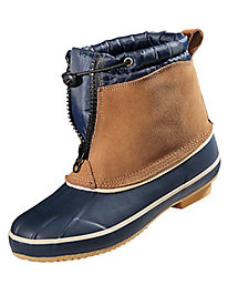 Ice House Duck Boots
