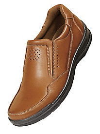 Soft Stags® Leather Slip-Ons