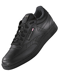 Reebok� Club C Heritage Sport Leather Sneakers