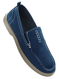 Casual Joe� Canvas Slip-Ons