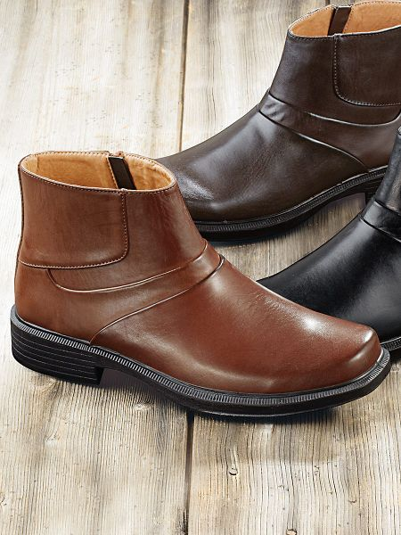 soft stags r leather dress boots haband