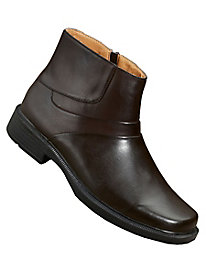 Soft Stags� Leather Dress Boots