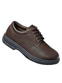 Deer Stags® Non-Slip Leather Casual Oxfords