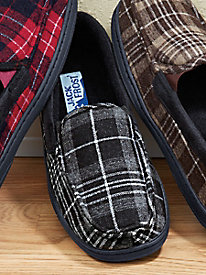 Northern Trail� Flannel Slippers