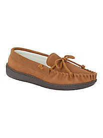 HealthRite® Suede Leather Moccasins