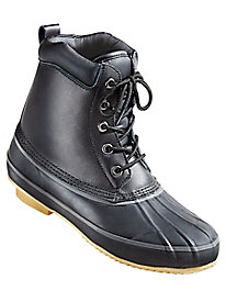 Ice House� Duck Boots with DuPont Thermolite lining Lace-Up