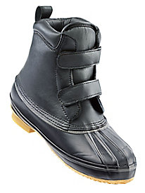 Ice House® Duck Boots with DuPont Thermolite lining with straps
