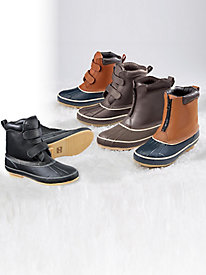 Ice House� Duck Boots with DuPont Thermolite lining
