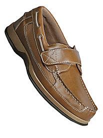 Nunn Bush® One-Strap Loafers
