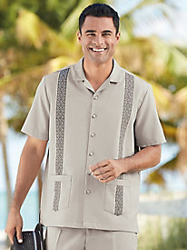 Haband Travelers� 2-Pc. Vacation Suit