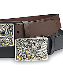 Patriotix Leather Belt