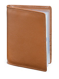 Theftshield™ Leather Slimfold Wallet