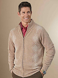 Full-Zip Cardigan