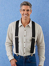 Heavy-Duty Work Suspenders