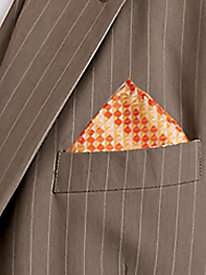 Executive Division� Tie & Pocket Square Set